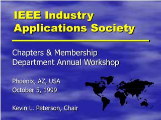 IEEE Industry Applications Society