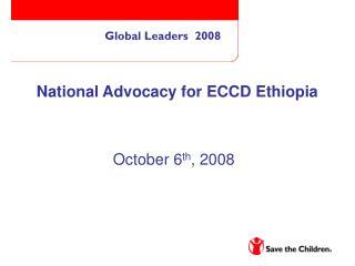 Global Leaders  2008