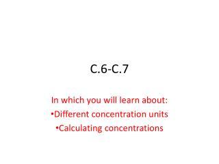 C.6-C.7