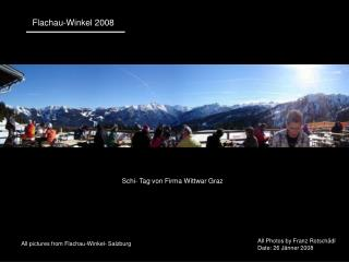 Schi- Tag von Firma Wittwar Graz