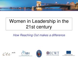 Women in Leadership in the 21st century