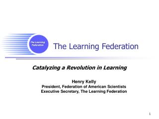 The Learning Federation