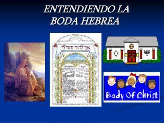ENTENDIENDO LA BODA HEBREA