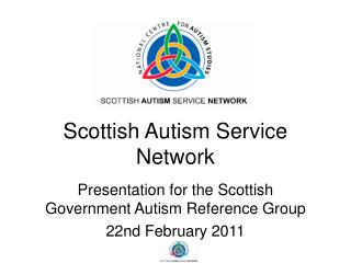 Scottish Autism Service Network