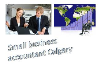 Small business accountant Services Calgary