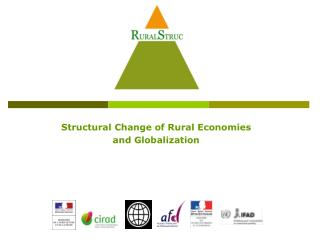 Structural Change of Rural Economies  and Globalization
