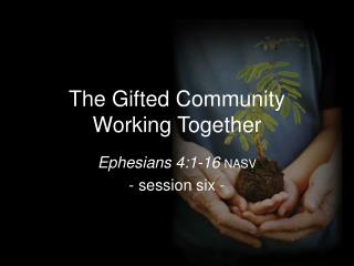 The Gifted Community Working Together