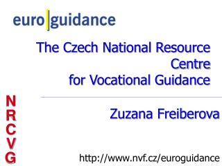 The Czech National Resource Centre for Vocational Guidance
