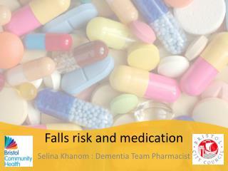 Falls risk and medication