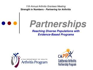 Partnerships Reaching Diverse Populations with Evidence-Based Programs