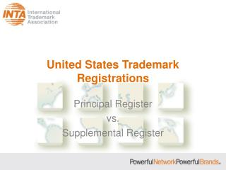 United States Trademark Registrations