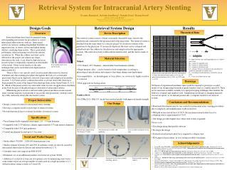 Retrieval System for Intracranial Artery Stenting