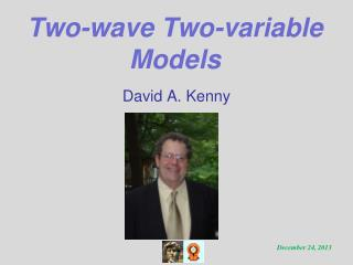 Two-wave Two-variable Models
