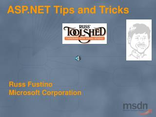 ASP.NET Tips and Tricks
