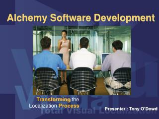 Alchemy Software Development