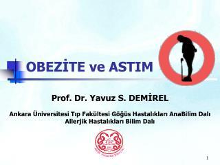 OBEZİTE ve ASTIM