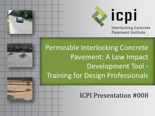 ICPI Presentation #008