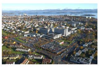 Torhild Thorstvedt,  leder Mobilt palliativt team Stavanger Universitetssjukehus