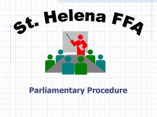 St. Helena FFA