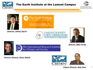 The Earth Institute at the Lamont Campus