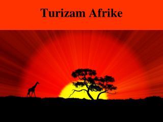 Turizam Afrike
