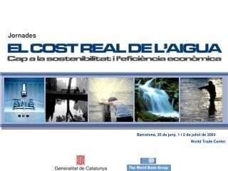 Barcelona, 30 de juny, 1 i 2 de juliol 2033