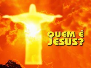 O que dizem as pessoas sobre Jesus?