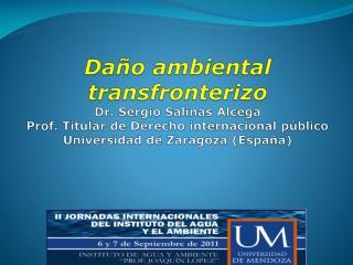 Responsabilidad internacional por hechos no prohibidos (I )