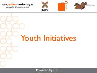Youth Initiatives