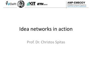 Idea networks in action