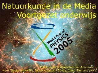 Natuurkunde in de Media Voortgezet onderwijs