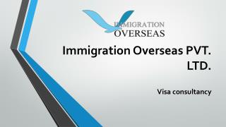 Immigration office of Canada offering reliable visa services