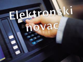 Elektronski novac