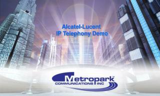 Alcatel-Lucent   IP Telephony Demo