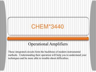 CHEM*3440