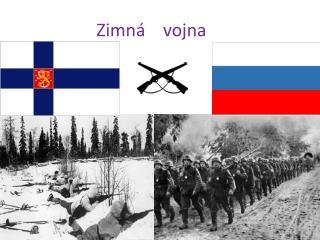 Zimn�    vojna
