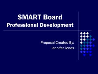 SMART Board Professional Development