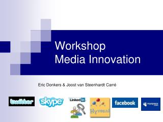 Workshop Media Innovation