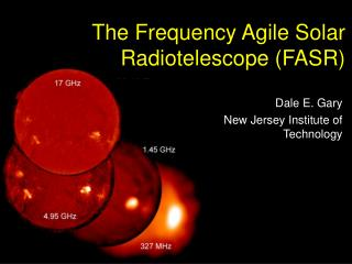 The Frequency Agile Solar Radiotelescope (FASR)