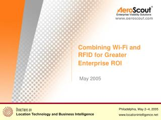 Combining Wi-Fi and RFID for Greater Enterprise ROI