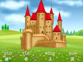 pīn    yīn      wánɡ      ɡu ó 拼   音        王       国