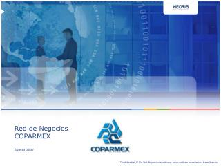 Red de Negocios  COPARMEX