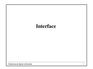 Interface