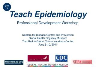 Teach Epidemiology