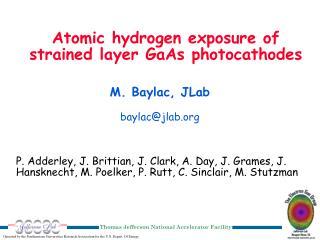 M. Baylac, JLab baylac@jlab