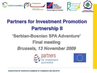 Partners for Investment Promotion Partnership II