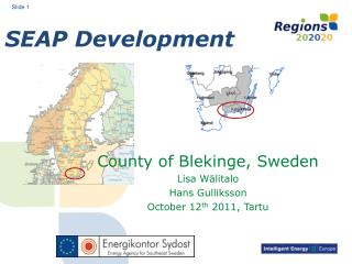 SEAP Development