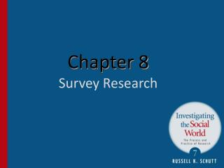 Chapter 8 Survey Research