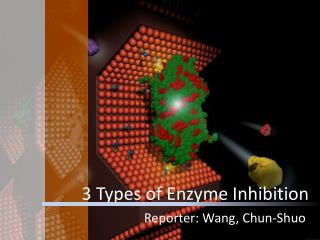 3 Types of Enzyme Inhibition