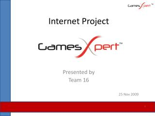 Internet Project